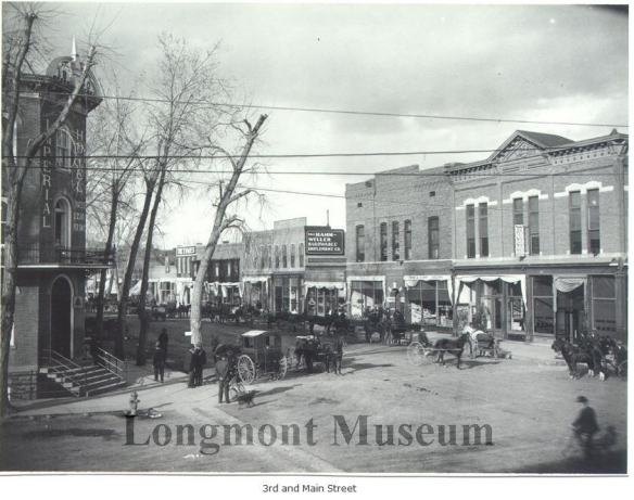 Third and Main, Longmont, CO.